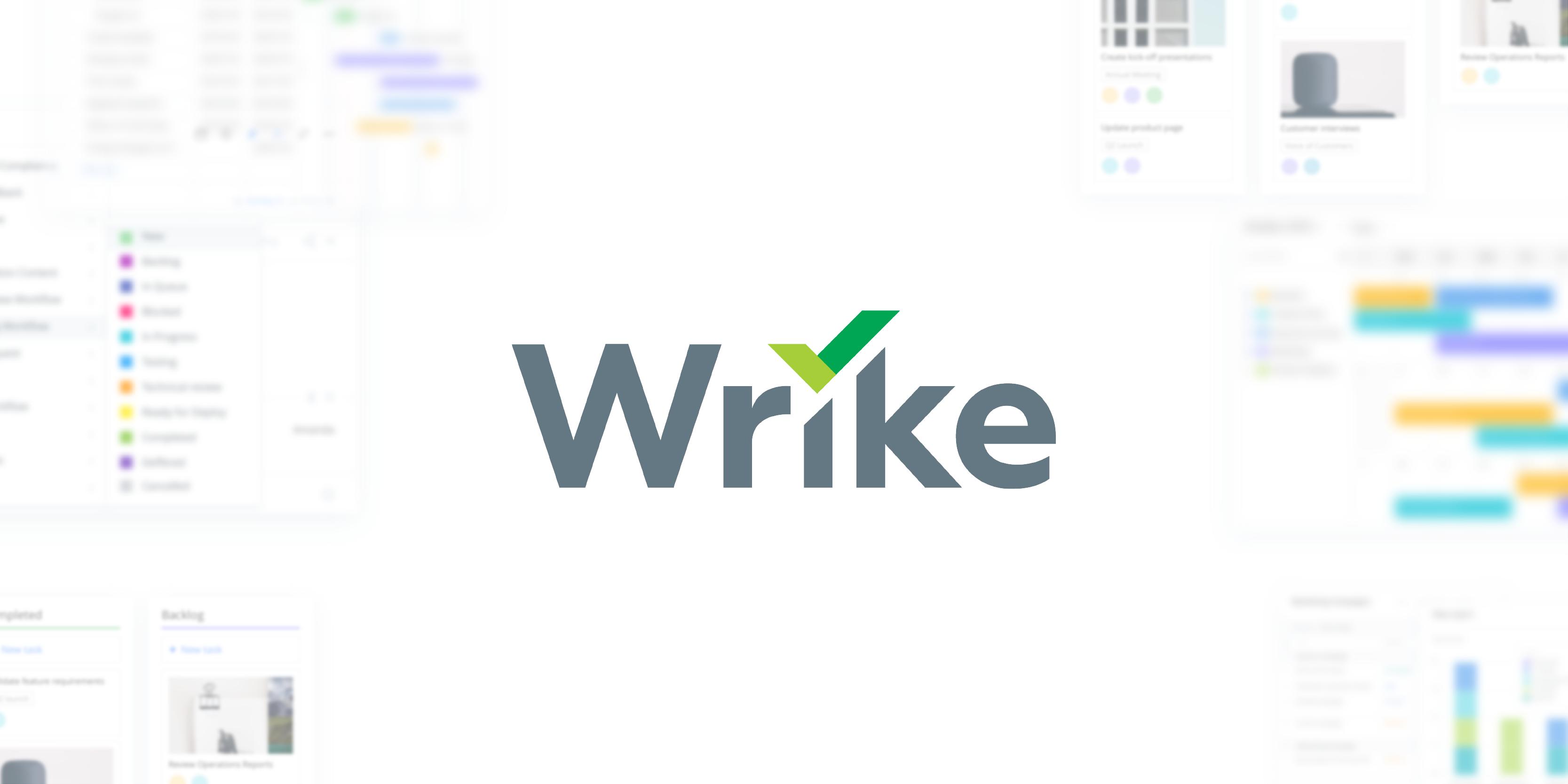 Te presentamos a Wrike
